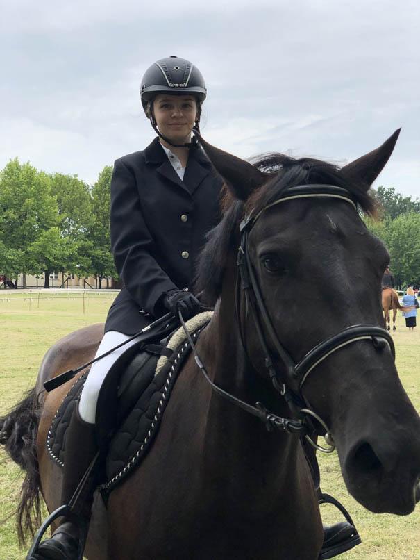 Ló és lovasa