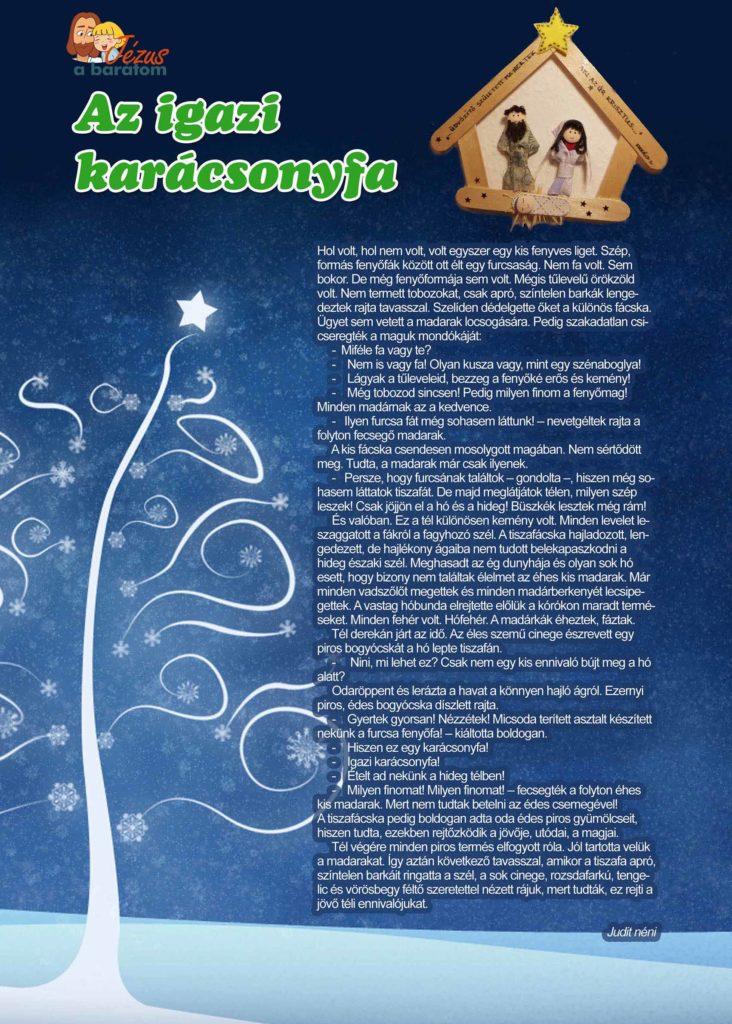 Az igazi karácsonyfa