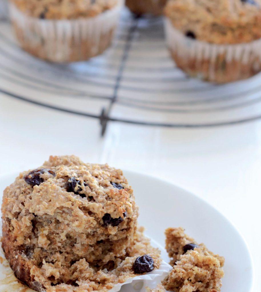 Vegán muffin